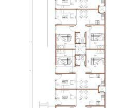 #21 for Architectural design for an area of 72x33 feet af bakrnada