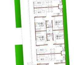 #24 for Architectural design for an area of 72x33 feet af bakrnada