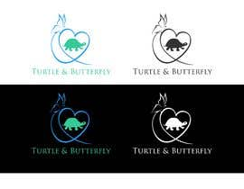 #52 for Turtle & Butterfly av gbeke