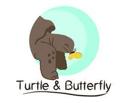 #39 for Turtle & Butterfly av lauranualart