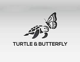 #54 for Turtle & Butterfly av casignart