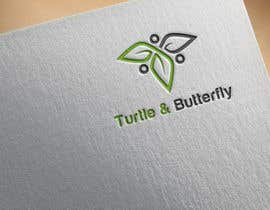 #29 for Turtle & Butterfly av faysalamin010101