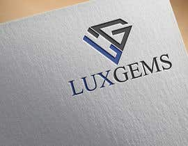 #37 for Design a Logo for LuxGems av tania666afroz