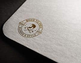 #29 for Design a Logo for a barbershop af habiburhr7778