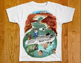 #10 for crazy design for a t shirt av Valadar