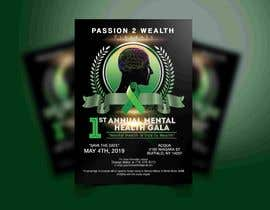 #12 para design beautiful digital flyer - Mental Health Gala por Feb16