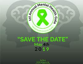 #22 para design beautiful digital flyer - Mental Health Gala por wellton55