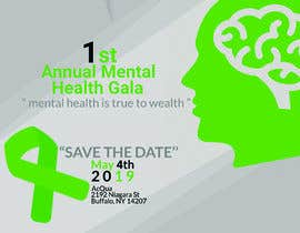 #23 para design beautiful digital flyer - Mental Health Gala por wellton55