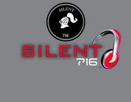 #53 for design logo - silent 716 av zaman0212