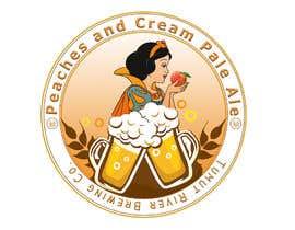 #195 for Logo for our new beer Peaches & Cream Pale av AyyoubMAZOUZ