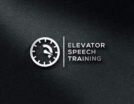 "#151 untuk logo for ""elevator speech training"" oleh monirhossian0987"