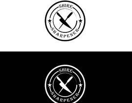 #13 for logo for knife sharperner business av elieserrumbos