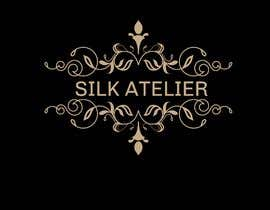 #25 for design a logo for my Silk Atelier. av mdshakib728