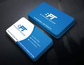 #157 for Business Card for Personal Trainer av ronyahmedspi69