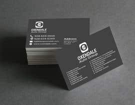 #92 for Make me a business card av RajkumarRoy171