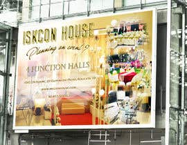 #11 for Make a design for bill board for my banquet hall av jomainenicolee