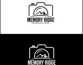 #859 for small business logo design - Memory Ridge av yaitsmike