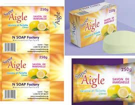 #11 pёr Design a laundry soap wrapping nga FarooqGraphics