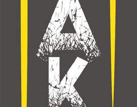 #53 pёr TShirt Design AK Clothing nga saidghouila