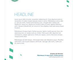 nº 7 pour Create Letterhead Template in Word, PSD and CDR par mdsalimuzzaman