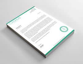 nº 29 pour Create Letterhead Template in Word, PSD and CDR par abdulmonayem85