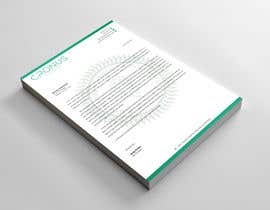 nº 30 pour Create Letterhead Template in Word, PSD and CDR par abdulmonayem85