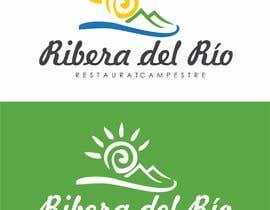 #43 pёr Diseño de Logotipo Restaurant Campestre Ribera del Rio nga mari8a