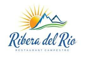 #67 pёr Diseño de Logotipo Restaurant Campestre Ribera del Rio nga khadizahoqueroc4