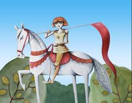 #58 pёr Children's illustrator nga jdemj