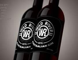 #4 pёr Re design my Gin bottle fron label nga DiponkarDas