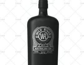 #11 pёr Re design my Gin bottle fron label nga khuramja