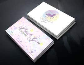#95 pёr thank you business card nga FALL3N0005000