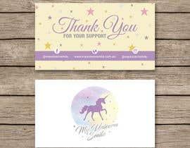 #116 pёr thank you business card nga TahminaB