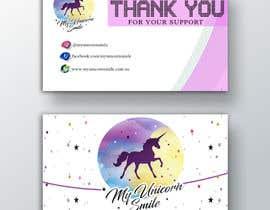#143 pёr thank you business card nga grsalim