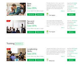 #23 za Web Design for Employee Benefits Portal od saidesigner87