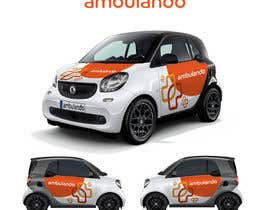 Nro 27 kilpailuun Design car wrap concept käyttäjältä vetrovdaniel