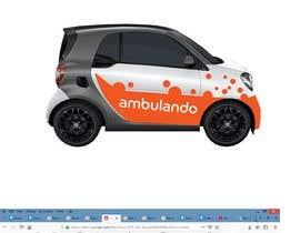 Nro 6 kilpailuun Design car wrap concept käyttäjältä letindorko2