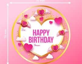 #39 pёr Make me a gift label: Heart 01 nga asfandyar78655