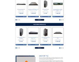 #33 za Website Homepage Graphic Design with Logo and Branding od mahmudurrahman51