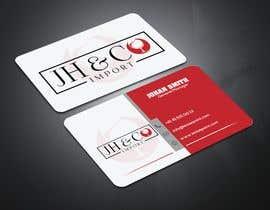 #173 pёr Design Business Card nga rabiarahmanemma