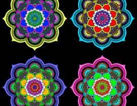 #23 za Colorear dos mandalas (fácil) od RanierSalomon