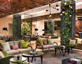#9 za Add Plants to 2 Hotel Lobbies od DebbyX3