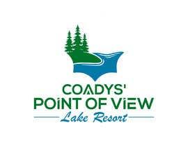#467 pёr Logo Design for Lake Resort nga SamiaAhmed7