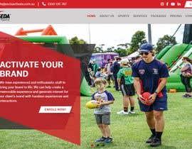 #59 za Website Home Page Design od mdakshohag