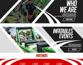 #73 za Website Home Page Design od meijide