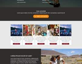 #55 za Website Home Page Design od forhat990