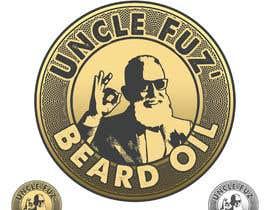 #67 za Beard Oil Logo design od veranika2100
