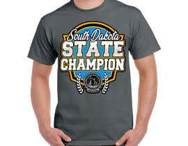 #8 pёr Create a logo for a high school state championship t-shirt nga feramahateasril