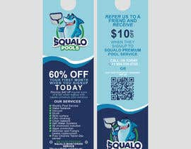#6 za Design a Door Hanger AD for a Pool Service Company od Jmsadek