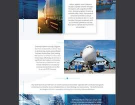 Nro 2 kilpailuun Single-page marketing page needed käyttäjältä felixdidiw